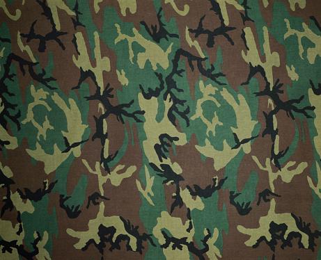 Camo「Jungle Camouflage Print」:スマホ壁紙(12)