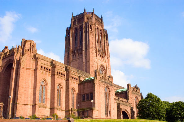 Finance and Economy「Liverpool Anglican Cathedral, UK」:写真・画像(5)[壁紙.com]