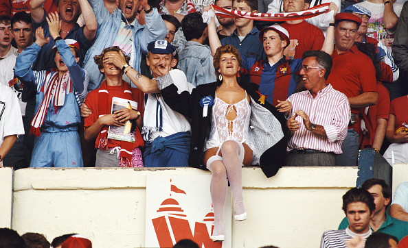 Soccer「1989 FA Cup Final Liverpool v Everton」:写真・画像(15)[壁紙.com]