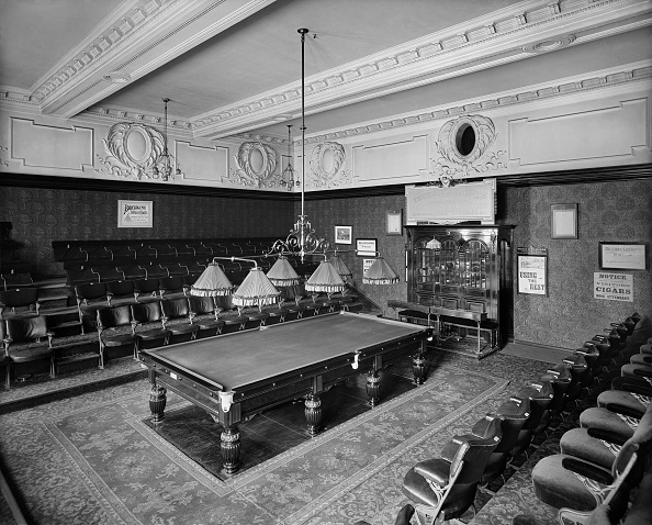 Edwardian Style「Thurstons Billiard Hall」:写真・画像(17)[壁紙.com]