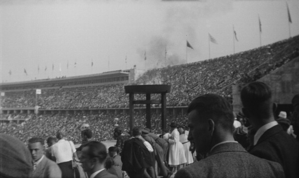 Stadium「1936 Olympics Berlin Germany」:写真・画像(14)[壁紙.com]