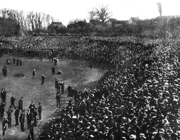 1900-1909「Cup Final Crowds」:写真・画像(7)[壁紙.com]