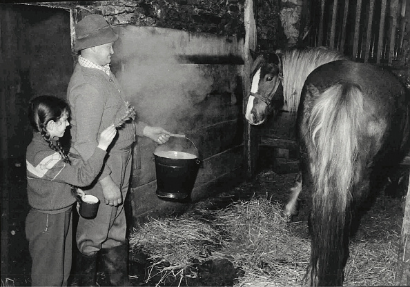 Sprinkling「Smoking in the Stable」:写真・画像(9)[壁紙.com]
