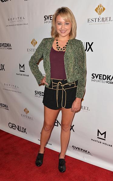 Black Shorts「Genlux Magazine Release Party With Erika Christensen」:写真・画像(2)[壁紙.com]