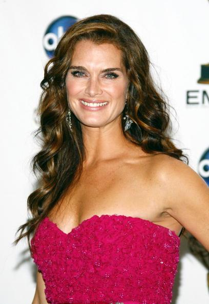 Curly Hair「60th Primetime Emmy Awards - Press Room」:写真・画像(7)[壁紙.com]