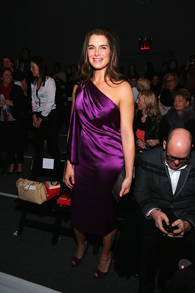 Purple Shoe「Son Jung Wan - Front Row - Fall 2013 Mercedes-Benz Fashion Week」:写真・画像(12)[壁紙.com]