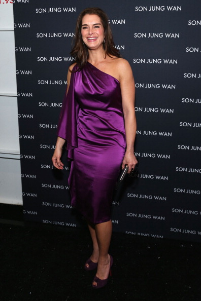 Purple Shoe「Son Jung Wan - Front Row - Fall 2013 Mercedes-Benz Fashion Week」:写真・画像(19)[壁紙.com]