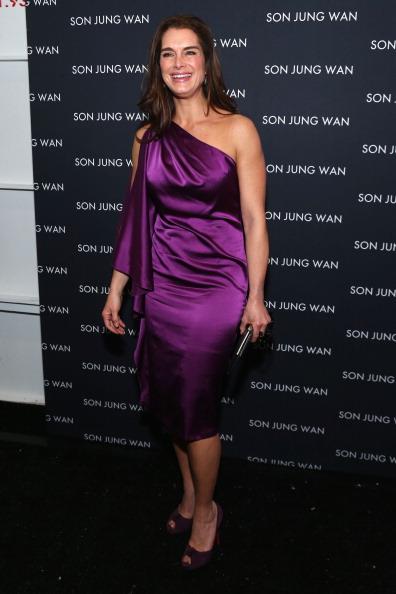 Purple Shoe「Son Jung Wan - Front Row - Fall 2013 Mercedes-Benz Fashion Week」:写真・画像(13)[壁紙.com]