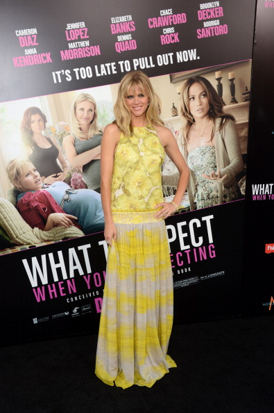 """Halter Top「Premiere Of Lionsgate's """"What To Expect When You're Expecting"""" - Arrivals」:写真・画像(15)[壁紙.com]"""