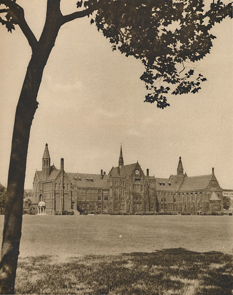 Hammersmith「One Of Londons Public Schools: St Pauls From The Playing Fields C1」:写真・画像(14)[壁紙.com]
