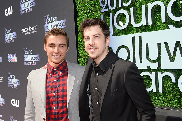 Michael Red「2013 Young Hollywood Awards Presented By Crest 3D White And SodaStream / The CW Network - Red Carpet」:写真・画像(6)[壁紙.com]