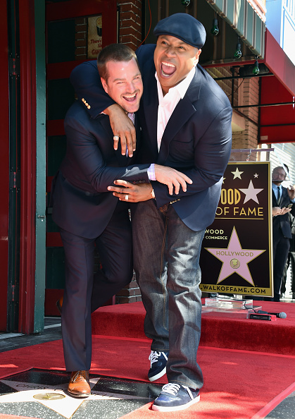 Respect「Chris O'Donnell Honored On The Hollywood Walk Of Fame」:写真・画像(16)[壁紙.com]