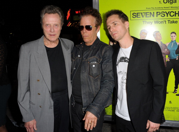 トム ウェイツ「Premiere Of CBS Films' 'Seven Psychopaths' - Red Carpet」:写真・画像(16)[壁紙.com]