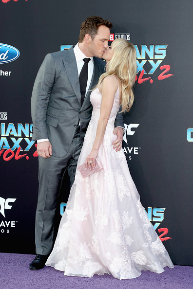 """Awe「Premiere Of Disney And Marvel's """"Guardians Of The Galaxy Vol. 2"""" - Arrivals」:写真・画像(3)[壁紙.com]"""
