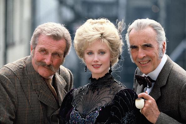モーガン フェアチャイルド「Sherlock Holmes And The Leading Lady」:写真・画像(7)[壁紙.com]