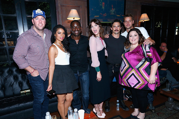 """Mark Davis「NBC's Live Screening And Social Gathering For The Premiere Episode Of """"This Is Us""""」:写真・画像(8)[壁紙.com]"""