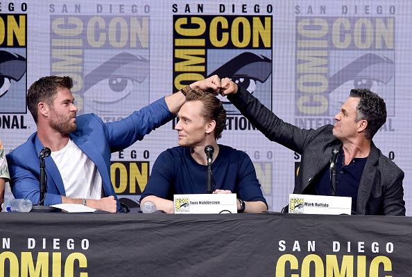 Comic con「Comic-Con International 2017 - Marvel Studios Presentation」:写真・画像(4)[壁紙.com]