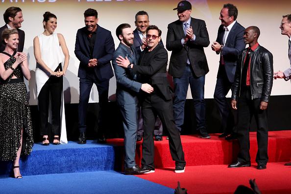 "Captain America「The World Premiere Of Marvel's ""Captain America: Civil War"" - Red Carpet」:写真・画像(18)[壁紙.com]"