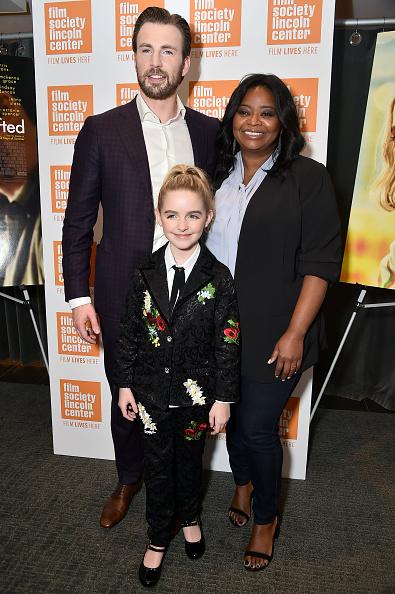 俳優「'Gifted' New York Premiere」:写真・画像(7)[壁紙.com]