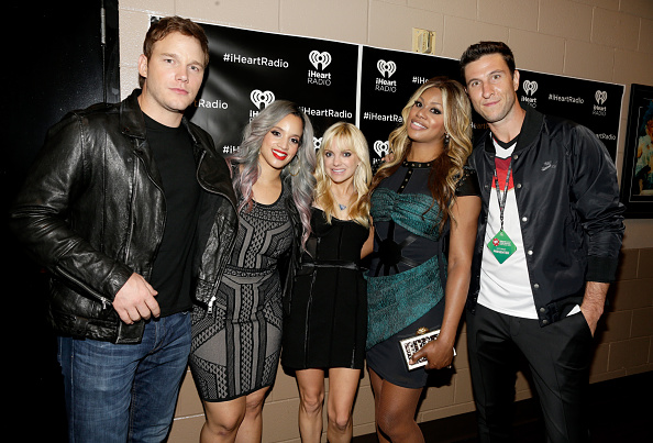 MGM Grand Garden Arena「2014 iHeartRadio Music Festival - Night 2 - Backstage」:写真・画像(4)[壁紙.com]