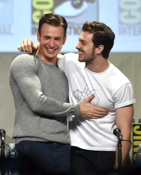 Actor「Marvel Studios Panel - Comic-Con International 2014」:写真・画像(9)[壁紙.com]