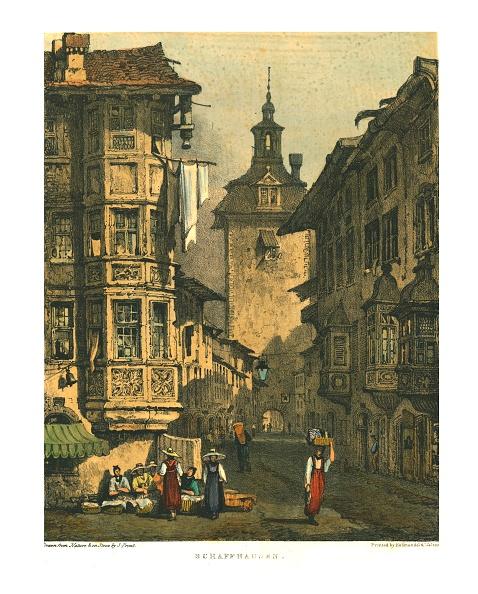16th Century「Schaffhausen」:写真・画像(2)[壁紙.com]