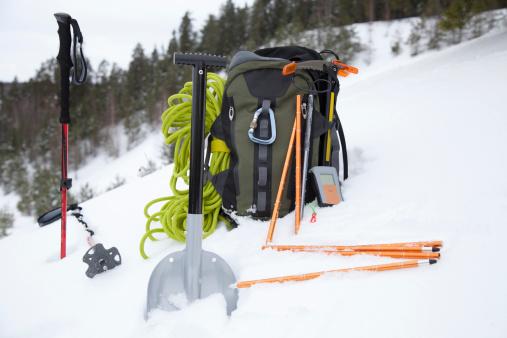 スキーストック「Mountain safety equipment」:スマホ壁紙(19)