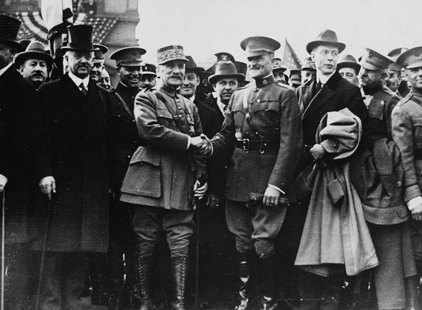 Keystone「John J Pershing And Ferdinand Foch」:写真・画像(15)[壁紙.com]