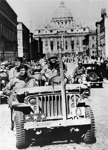 Rome - Italy「American Generals In Rome」:写真・画像(5)[壁紙.com]