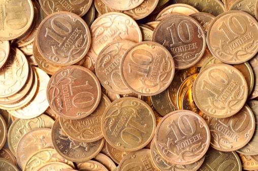 Economic fortune「golden coins」:スマホ壁紙(13)