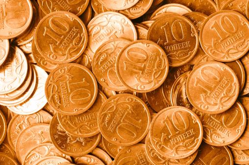 Economic fortune「golden coins」:スマホ壁紙(12)