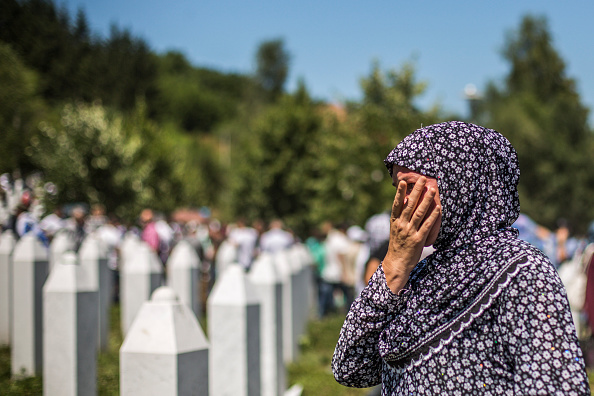 Mass Murder「20 Years Since The Srebrenica Massacre More Victims Buried」:写真・画像(12)[壁紙.com]