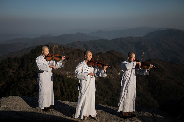 Buddhism「Buddhist Music Academy In China」:写真・画像(4)[壁紙.com]