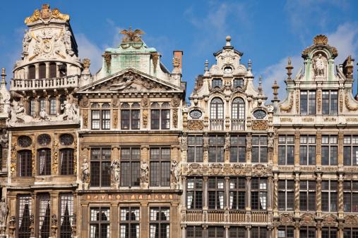 Belgium「Bruxelles, The Grand Palace.」:スマホ壁紙(0)