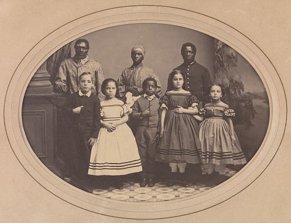Southern USA「Emancipated Slaves Brought From Louisiana By Colonel George H Banks」:写真・画像(14)[壁紙.com]