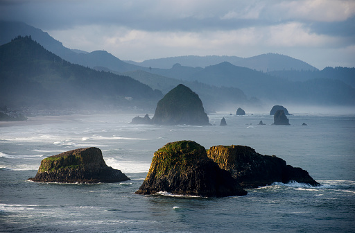 Ecola State Park「Spectacular coastal scenery is found at Ecola State Park」:スマホ壁紙(11)