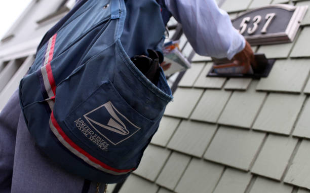 The Expected Budget Deficit Of US Postal Service Grows To 7 Billion For '09:ニュース(壁紙.com)