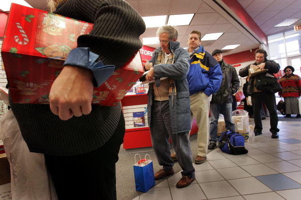 Holiday - Event「Post Office Deals With Busiest Mail Day」:写真・画像(18)[壁紙.com]
