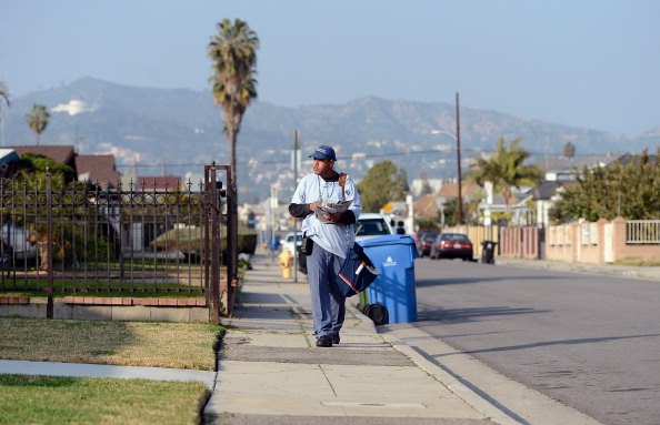 Corporate Business「Postal Service Announces End To Saturday Delivery」:写真・画像(1)[壁紙.com]