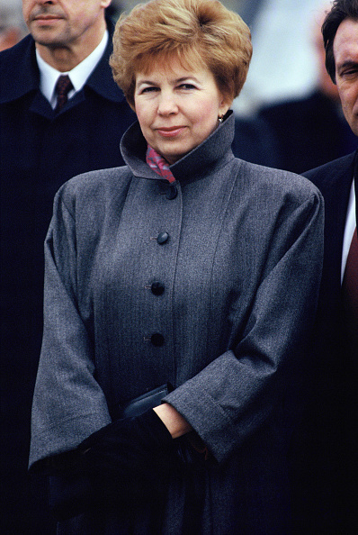 Heathrow Airport「Raisa Gorbachova In UK」:写真・画像(3)[壁紙.com]
