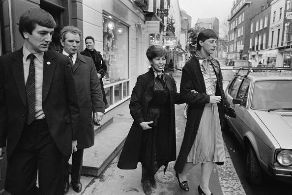ビジネスと経済「Raisa Gorbachev Visits Beauchamp Place」:写真・画像(11)[壁紙.com]