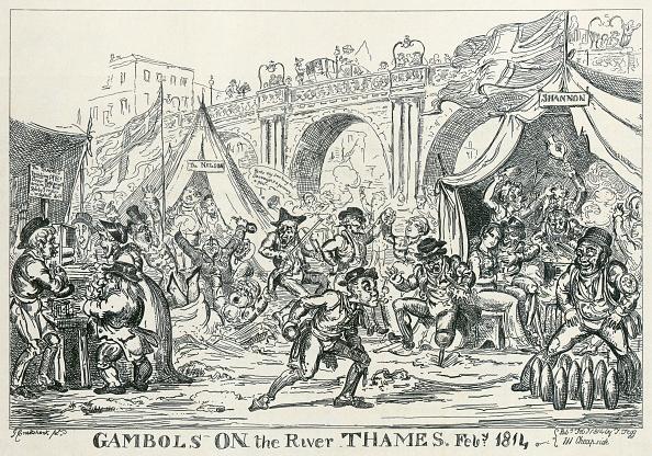 Traveling Carnival「Gambols On The River Thames,」:写真・画像(4)[壁紙.com]