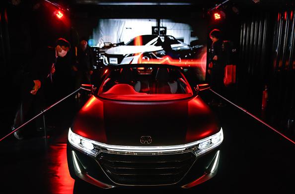 Tokyo Auto Salon「Tokyo Auto Salon 2015」:写真・画像(4)[壁紙.com]