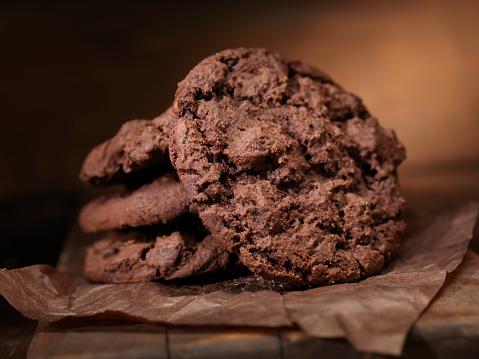 Cookie「Chunky Chocolate Cookies」:スマホ壁紙(15)