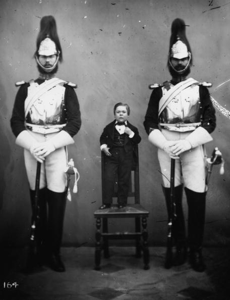 Contrasts「General Tom Thumb」:写真・画像(15)[壁紙.com]