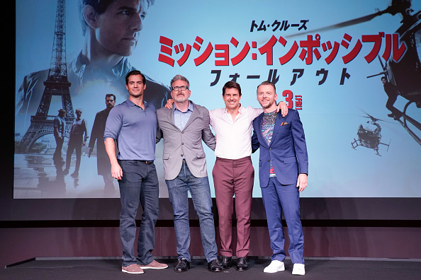 Christopher Jue「'Mission: Impossible - Fallout' Tokyo Press Conference and Photo Call」:写真・画像(14)[壁紙.com]