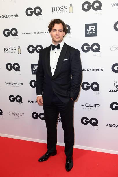 Red Carpet Arrivals - GQ Men Of The Year Award 2018:ニュース(壁紙.com)