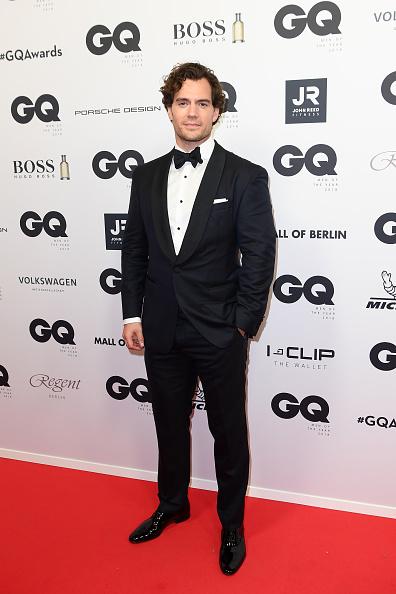 Arrival「Red Carpet Arrivals - GQ Men Of The Year Award 2018」:写真・画像(15)[壁紙.com]