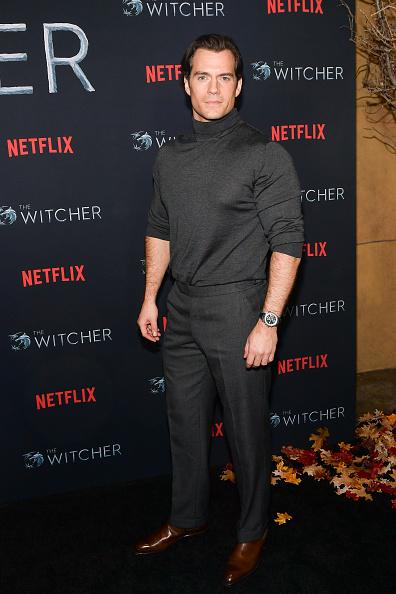 "Wristwatch「Photocall For Netflix's ""The Witcher"" Season 1」:写真・画像(16)[壁紙.com]"