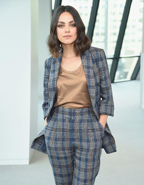 ミッドタウンマンハッタン「Mila Kunis & Cosmo Editor-In-Chief Michele Promaulayko Host Screening Of 'The Spy Who Dumped Me'」:写真・画像(9)[壁紙.com]